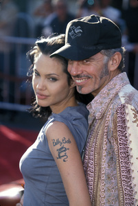"""Gone in Sixty Seconds"" (Premiere)Angelina Jolie, Billy Bob Thornton6-5-2000 - Image 16923_0021"