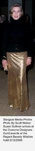 """Costume Designers Guild Awards,""Susan Sullivan.  2/12/00. © 2000 Scott Weiner - Image 16944_0104"