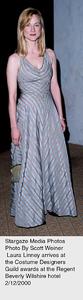 """Costume Designers Guild Awards,""Laura Linney.  2/12/00. © 2000 Scott Weiner - Image 16944_0110"