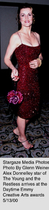 """""""Daytime Emmy Awards - 27th Annual,""""Alex Donnelley.  5/13/00. © 2000 Glenn Weiner - Image 16945_0104"""