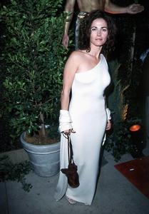 """""""Divine Design Gala,"""" Kim Delaney © 1999 Weiner - Image 16947_0102"""
