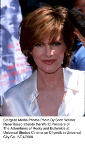 """Adventures of Rocky & Bullwinkle, The"" Premiere,Rene Russo.  6/24/00. © 2000 Scott Weiner - Image 16957_0104"