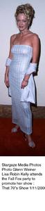 """Fall Fox Party,""Lisa Robin Kelly.  1/11/00. © 2000 Glenn Weiner - Image 16981_0100"
