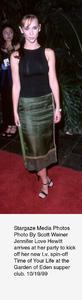 """Time Of Your Life"" Party,Jennifer Love Hewitt.  10/19/99. © 1999 Glenn Weiner - Image 16995_0101"