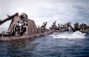 """Twenty Thousand (20,000) Leagues Under the Sea"" © 1954 Disney - Image 1701_0002"