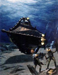 """Twenty Thousand (20,000) Leagues Under the Sea"" © 1954 Disney - Image 1701_0004"