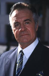 """""""Inside The Sopranos,""""Tony Sirico.  7/17/00. © 2000 Glenn Weiner - Image 17013_0007"""