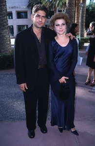 """""""Inside The Sopranos,""""Michael Imperioli and wife Victoria.7/17/00. © 2000 Glenn Weiner - Image 17013_0008"""