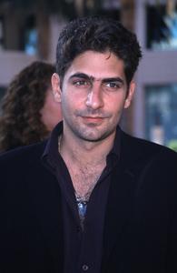 """Inside The Sopranos,""Michael Imperioli.  7/17/00. © 2000 Glenn Weiner - Image 17013_0009"
