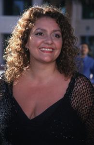 """""""Inside The Sopranos,""""Aida Turturro.  7/17/00. © 2000 Glenn Weiner - Image 17013_0011"""
