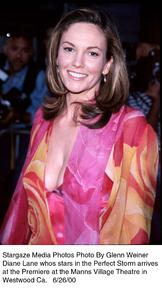 """Perfect Storm, The"" Premiere,Diane Lane.  6/26/00. © 2000 Glenn Weiner - Image 17015_0103"