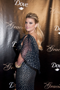 """Jessica Simpson at """"The 35th Annual Gracie Awards"""" held at the Beverly Hilton in Beverly Hills2010© 2010 Michael Jones - Image 17018_0004"""