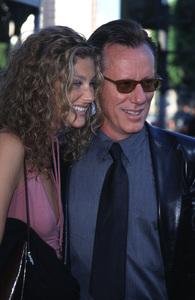 """""""What Lies Beneath"""" Premiere,James Wood and Girlfriend.7/18/00. © 2000 Glenn Weiner - Image 17020_0002"""