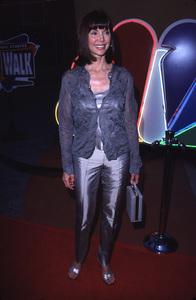 """NBC Press Tour Party - 2000,""Victoria Principal.  7/19/00. © 2000 Glenn Weiner - Image 17024_0001"