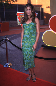 """NBC Press Tour Party - 2000,""Kathy Ireland.  7/19/00. © 2000 Glenn Weiner - Image 17024_0005"