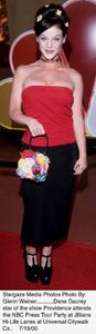 """NBC Press Tour Party - 2000,""Dana Daurey.  7/19/00. © 2000 Glenn Weiner - Image 17024_0100"