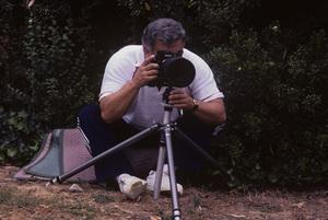 "Photographer Mario Casilli shooting Mariel Hemingway during a photo shoot for the film, ""Star 80""1982© 1982 Mario Casilli - Image 17060_0014"