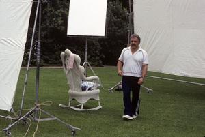 "Photographer Mario Casilli shooting Mariel Hemingway during a photo shoot for the film, ""Star 80""1982© 1982 Mario Casilli - Image 17060_0015"