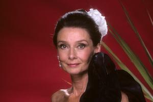 """Love Among Thieves""Audrey Hepburn1986© 1986 Mario Casilli - Image 17062_0001"