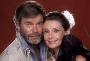 """Love Among Thieves""Audrey Hepburn, Robert Wagner1986 © 1986 Mario Casilli - Image 17062_0003"