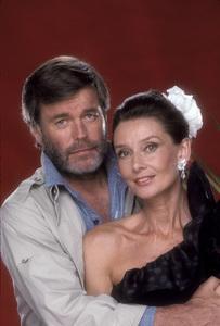 """Love Among Thieves""Audrey Hepburn, Robert Wagner1986 © 1986 Mario Casilli - Image 17062_0004"