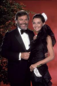 """Love Among Thieves""Audrey Hepburn, Robert Wagner1986 © 1986 Mario Casilli - Image 17062_0005"