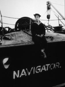 Buster KeatonFilm SetNavigator, The (1924)0015163**I.V. - Image 17080_0002