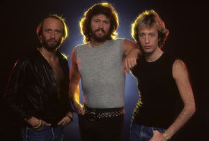 """The Bee Gees""Maurice Gibb, Barry Gibb, Robin Gibb1983 © 1983 Mario Casilli - Image 17083_0002"