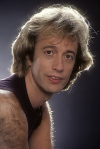 """""""The Bee Gees""""Robin Gibb1983 © 1983 Mario Casilli - Image 17083_0005"""