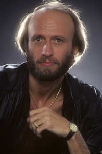 """""""The Bee Gees""""Maurice Gibb1983 © 1983 Mario Casilli - Image 17083_0008"""