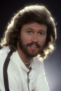 """The Bee Gees""Barry Gibb1983 © 1983 Mario Casilli - Image 17083_0009"