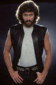 """The Bee Gees""Barry Gibb1983 © 1983 Mario Casilli - Image 17083_0010"