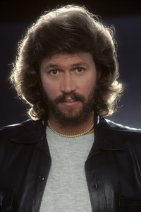 """The Bee Gees""Barry Gibb1983 © 1983 Mario Casilli - Image 17083_0011"