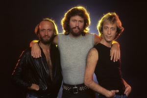 """The Bee Gees""Maurice Gibb, Barry Gibb, Robin Gibb1983 © 1983 Mario Casilli - Image 17083_0013"