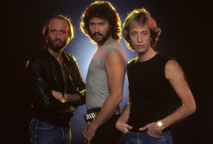 """The Bee Gees""Maurice Gibb, Barry Gibb, Robin Gibb1983 © 1983 Mario Casilli - Image 17083_0021"