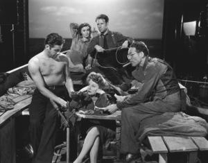"""""""Liefboat""""John Hodiak,Mary Anderson,Tallulah Bankhead,Hume Cronyn,Henry Hull1944 20th Century Fox**I.V. - Image 17092_0008"""