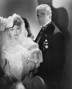 """Lured""Lucille Ball, Boris KarloffUnited  Artists, 1947** I.V. - Image 17093_0003"
