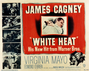 """""""White Heat""""Poster1949 Warner**I.V. - Image 17101_0002"""