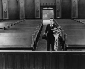 """Seven Chances""Buster Keaton1925 MGM** I.V. - Image 17122_0001"