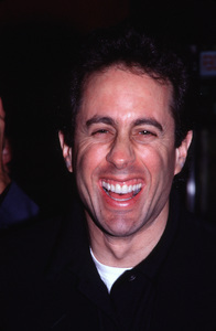 """""""What Planet Are You From"""" Premiere,Jerry Seinfeld. © 2000 Ariel Ramerez - Image 17130_0007"""