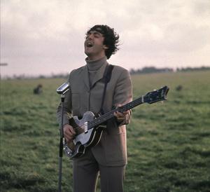 """Help!"" Paul McCartney.1965/UAPhoto by David Hurn/**I.V. - Image 17132_0005"