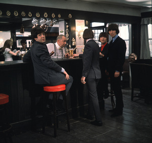 """Help!""Paul McCartney, Ringo Starr, John Lennon,George Harrison.1965/UAPhoto by David Hurn/**I.V. - Image 17132_0012"