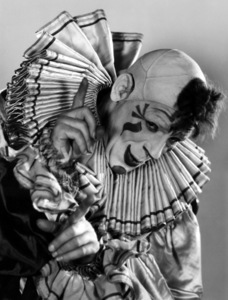 """""""Laugh, Clown, Laugh""""Lon Chaney1928 MGMPhoto By Ruth Harriet Louise / **I.V. - Image 17146_0003"""