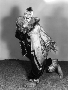 """""""Laugh, Clown, Laugh""""Lon Chaney1928 MGMPhoto By Ruth Harriet Louise / **I.V. - Image 17146_0004"""
