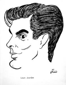 Louis Jourdanc. 1950