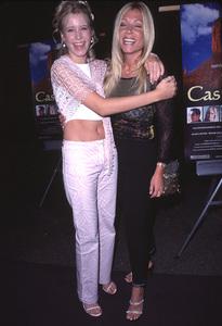 """Castle Rock"" Premiere,Alana Austin & Pamela Bach-Hasselhoff.8/11/00. © 2000 Scott Weiner - Image 17151_0006"