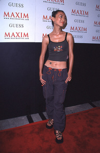 """Maxim Motel Grand Opening Party,""Bail Ling.  8/10/00. © 2000 Glenn Weiner - Image 17152_0001"