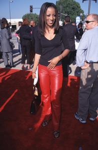 """""""Hip Hop Awards - 2000,""""  8/22/00.Shaun Robinson. © 2000 Glenn Weiner - Image 17163_0008"""