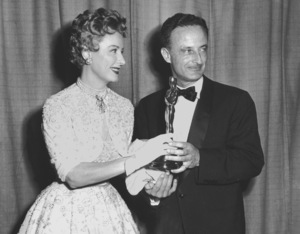 Fred Zinnemann for best direction.Academy Awards: 26th Annual, 1954.**I.V. - Image 17172_0017