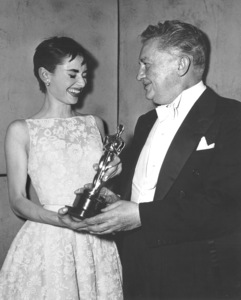 """""""Academy Awards: 26th Annual""""Audrey Hepburn1954Photo by Tommy Weber / **I.V. - Image 17172_0039"""
